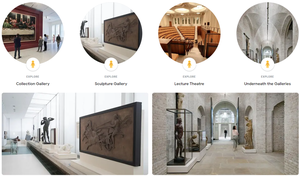 Explore the Royal Academy of Arts in Google's Arts & Culture Apps